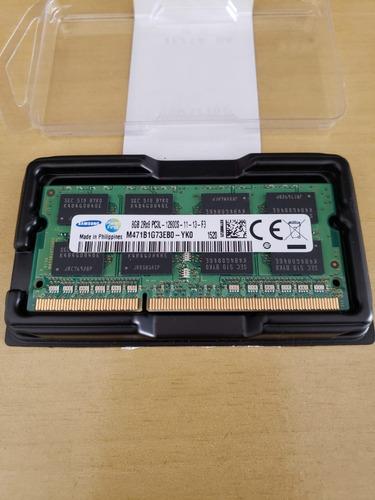8gb memoria ram samsung ddr3 pc3l-12800s-11-13-f3