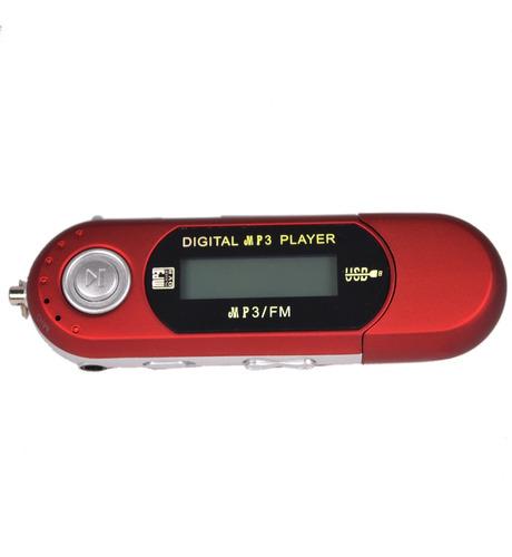 8gb usb mp3 vídeo música reproductor digital grabación co