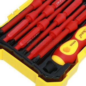 8pcs telecomunicaciones de herramientas de reparacion destor
