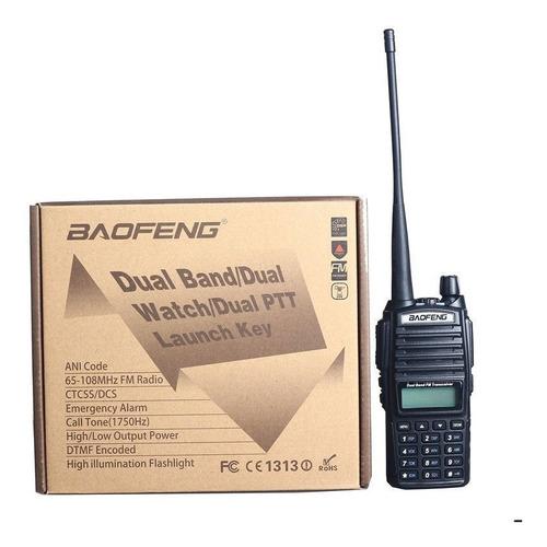8w radio baofeng uv-82 hp vhf/uhf bi banda máxima potencia