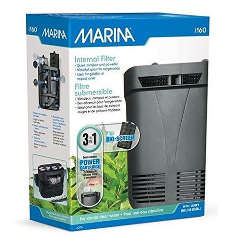 8x repuestos filtros acuarios marina i-110 (4x2uds) + envío