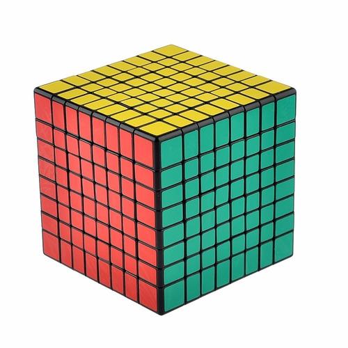 8x8x8 shengshou cubo mágico de rubik para speedcubing!