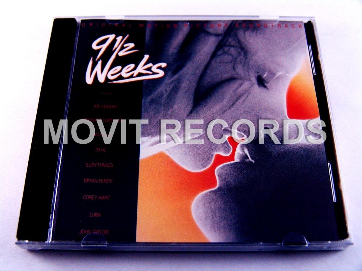 9 1 2 Weeks Nueve Semanas Y Media Soundtrack Cd 1986 Usa