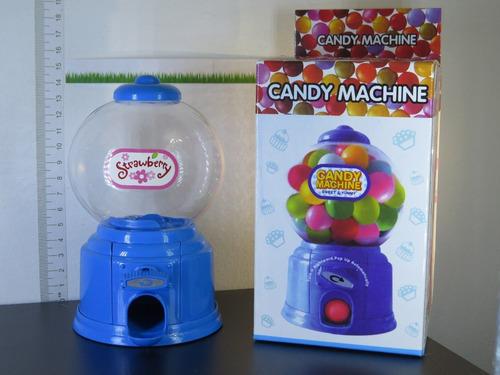 9 baleiro cofre candy machine 14cm vermelho