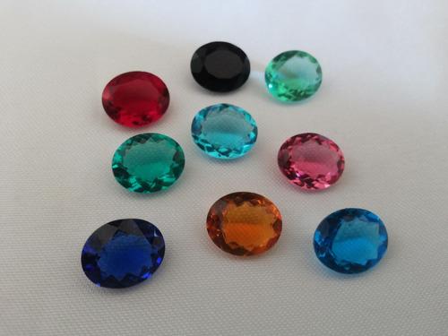 9 - cristal turmalina paraíba safira rubi
