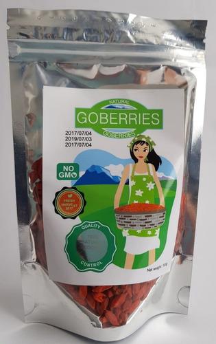9 goberries bayas de goji 100% originales