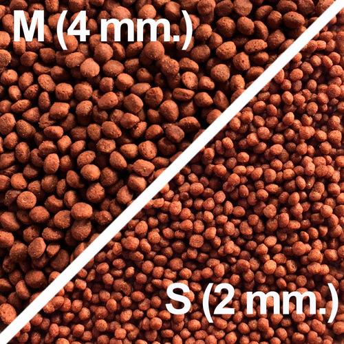 9 in 1 enhance color pellet s 900ml/430g azoo alimento