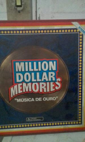 9 lp vinil milionário dólar memories música de ouro
