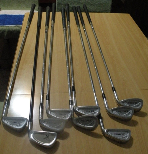 9 palo de golf tomy armour x 8 y 1 nro 4 titleist ver descri