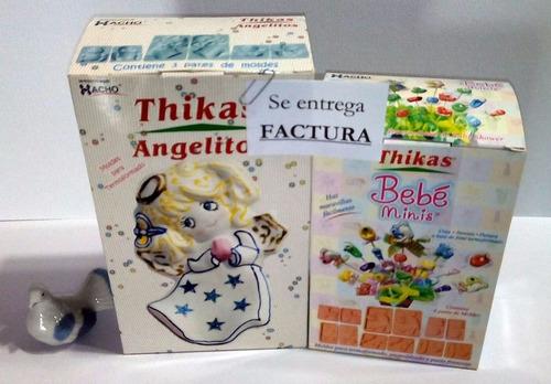 9 pares de moldes para hacer con goma eva angelito bebe mini