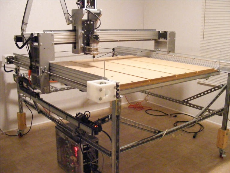 9 projetos router cnc torno fresadora m quinas brindes for Home router architecture