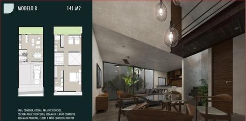 9 townhouses en la colonia montebello modelo a