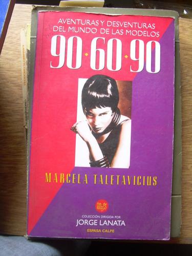 90-60-90 (el mundo de las modelos)