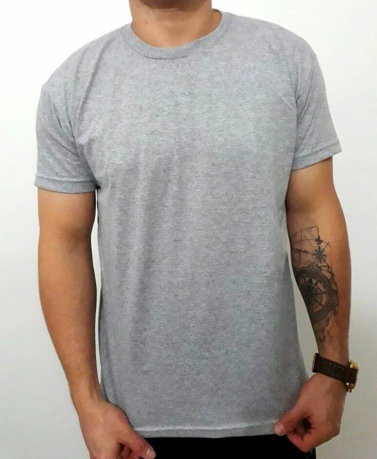 f0ec805e58 90 Camisas Várias Cores Lisas Básicas + Um Boné De Brinde - R$ 1.206 ...