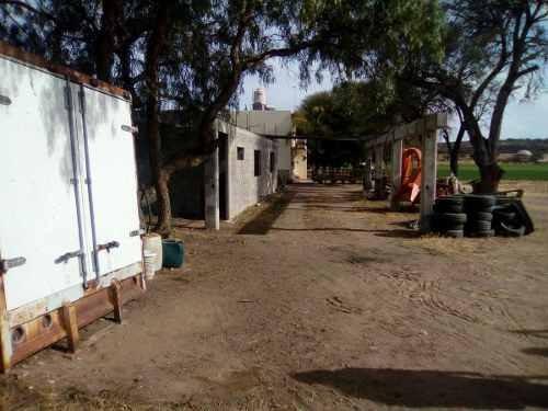 90 has. rancho en santa maría del río, san luis potosí