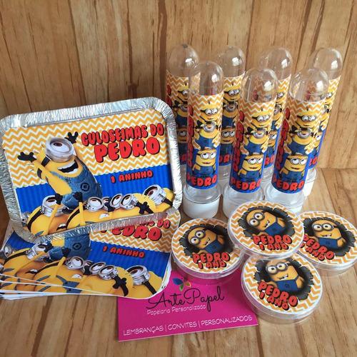 90 lembrancinhas personalizadas para festa infantil