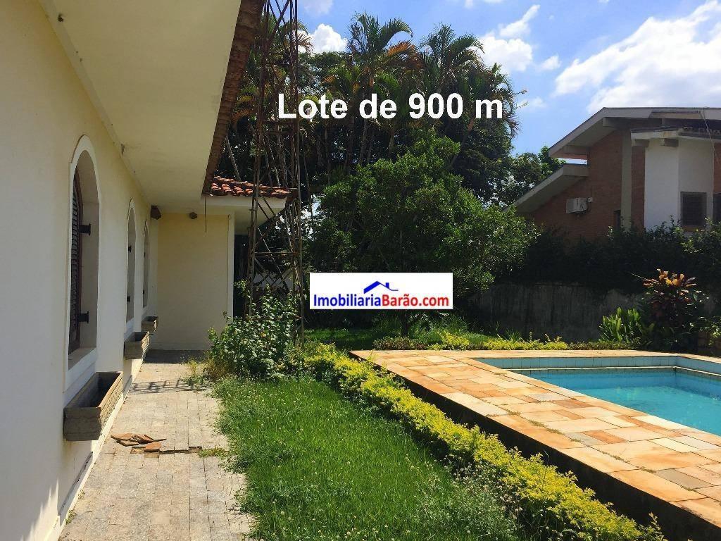 900 m²  de terreno ótima para republicas ! - ca1301