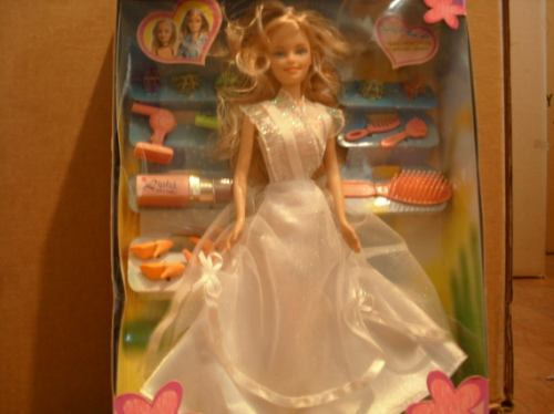 $900.00 la docena lindas muñecas tpo barbie