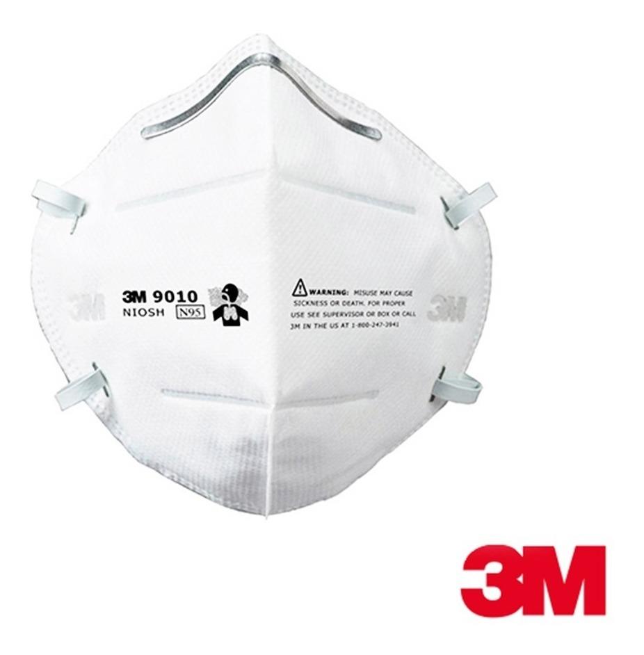 9010 Doblar Para N95 - De Part�culas 3m Respirador