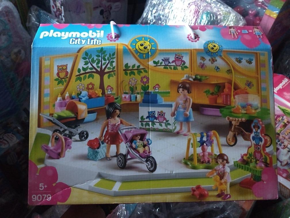 d1d89d0fc 9079 Playmobil City Life Tienda De Bebes