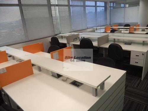 91492  * conjunto mobiliado com 300m² com excelente localização e 8 vagas - cj0187