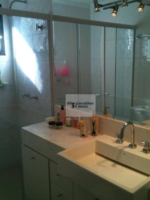 91510 * lindo apartamento no brooklin! - ap1514