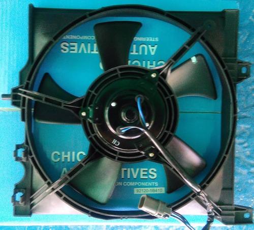 92120-5b410 electroventilador de nissan sentra