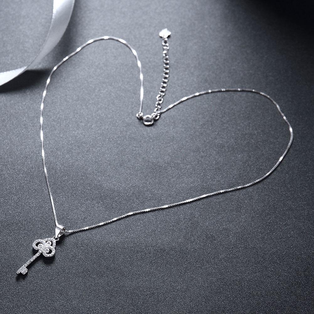 298aef2f8bf7 925 collar colgante plata a precio de mayor gran calidad. Cargando zoom.
