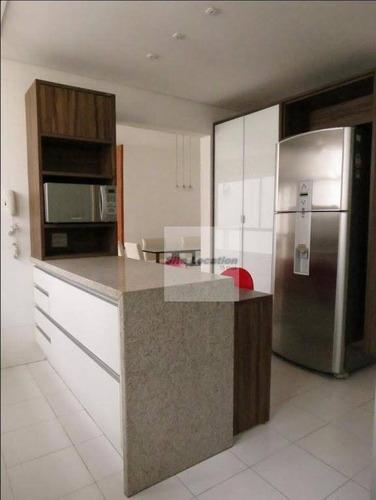 93195 ótimo apartamento para locação no jardins - ap2775
