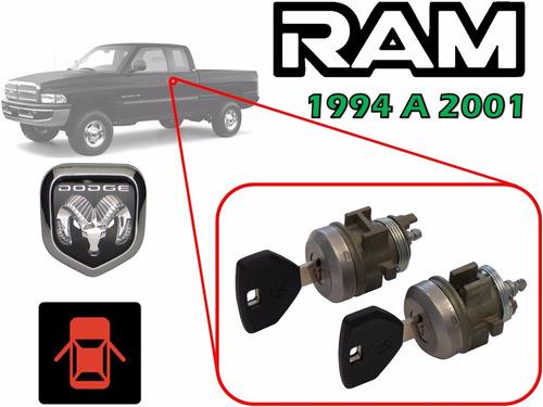 94-01 dodge ram chapas para puertas delanteras con llaves
