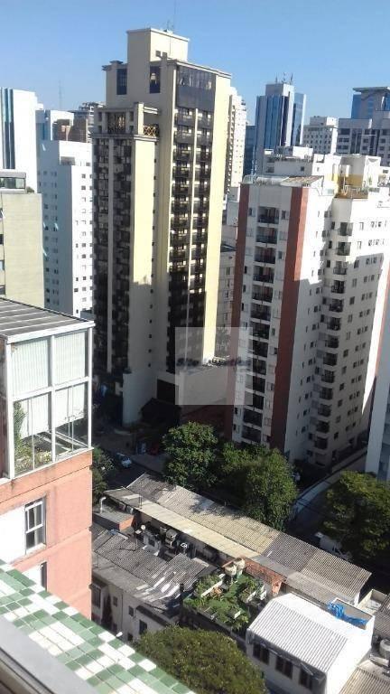 94349 ótimo apartamento para venda no itaim bibi - ap2763