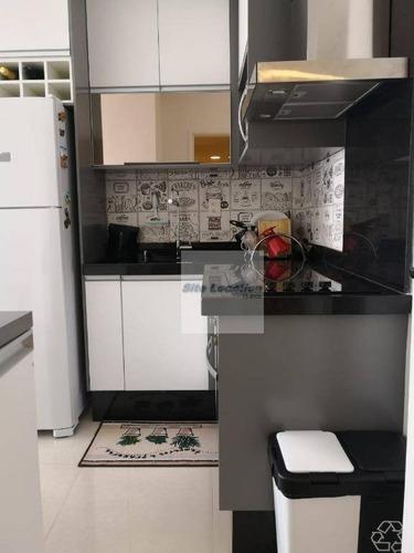 94465 ótimo apartamento para venda na chácara santo antonio - ap2773