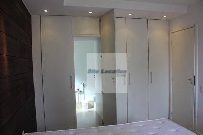 94611 * apartamento com 120m² no itaim bibi!!! - ap2830