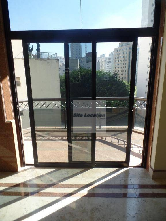 94612* apartamento para locação no jardins com 3 domritórios! - ap3069