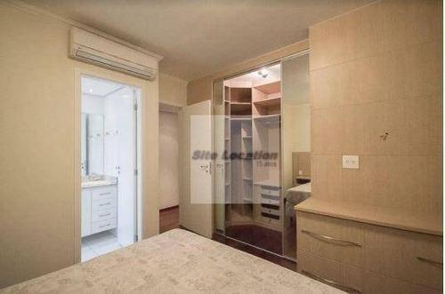 94781 ótimo apartamento para locação no brooklin - ap2889