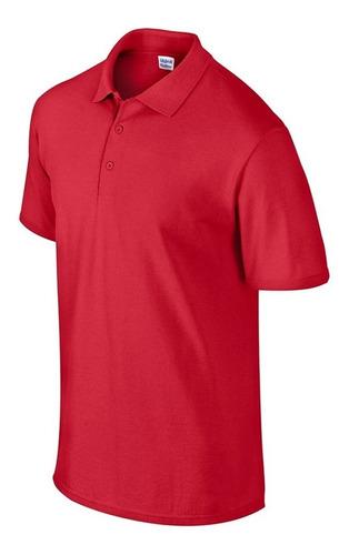 94800 gildan® dryblend®  camiseta polo piqué adulto