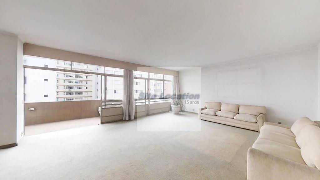 94859 * apartamento com 3 suítes no jardins! - ap2914