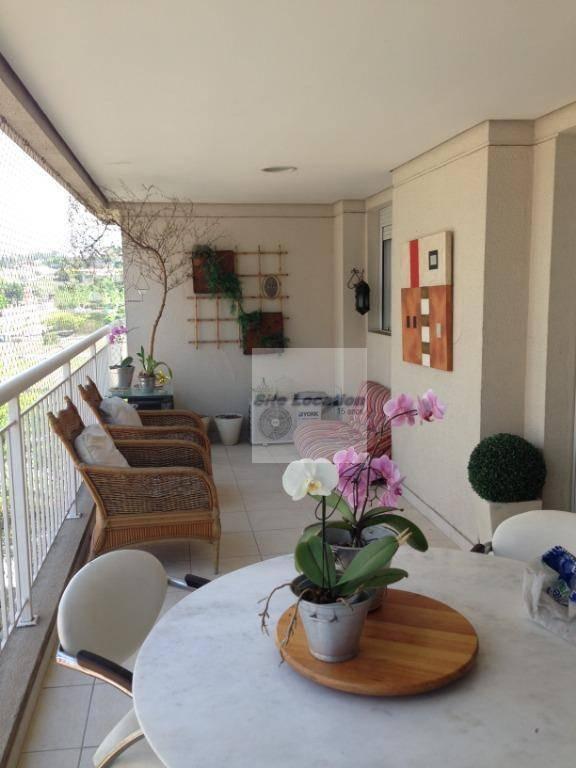 95013 * lazer completo - 145 m² ao lado da berrini - sem mobília - ap2982