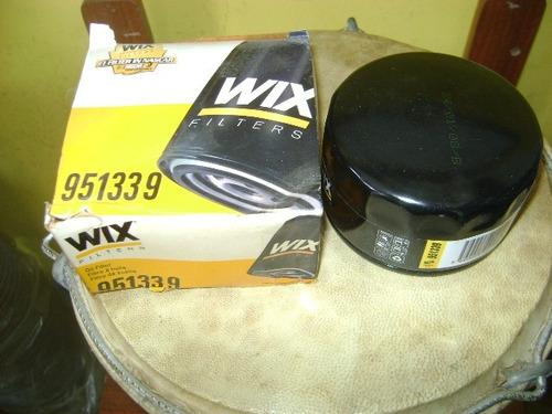 951339 filtro aceite wix renault- gala- r 11-r19 -r5 c/u