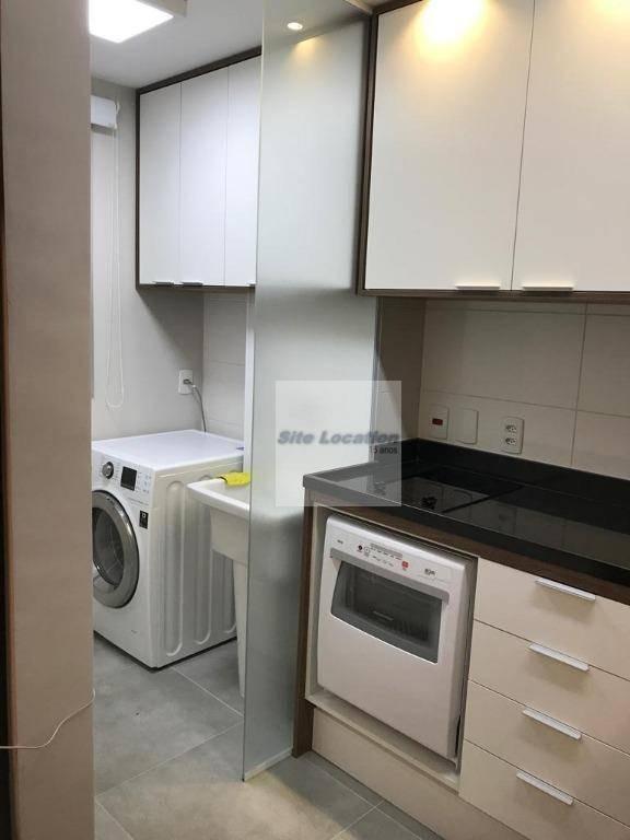95138 excelente apartamento na chácara santo antonio - ap3026