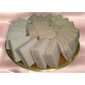 96 Sandwich Miga Triples 9x7 Surtidos Envio Gratis