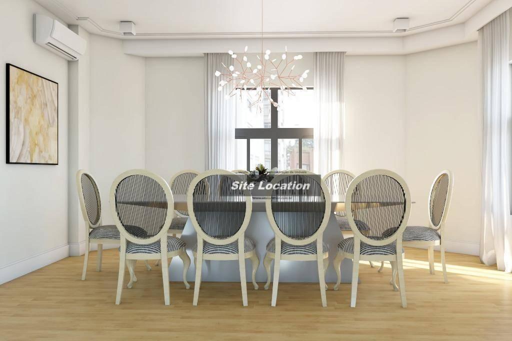 96373* apartamento em reforma com 4 suítes - ap3403
