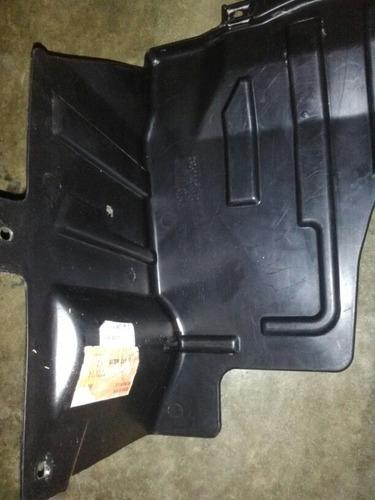 96545471 protector motor izquierdo optra original gm