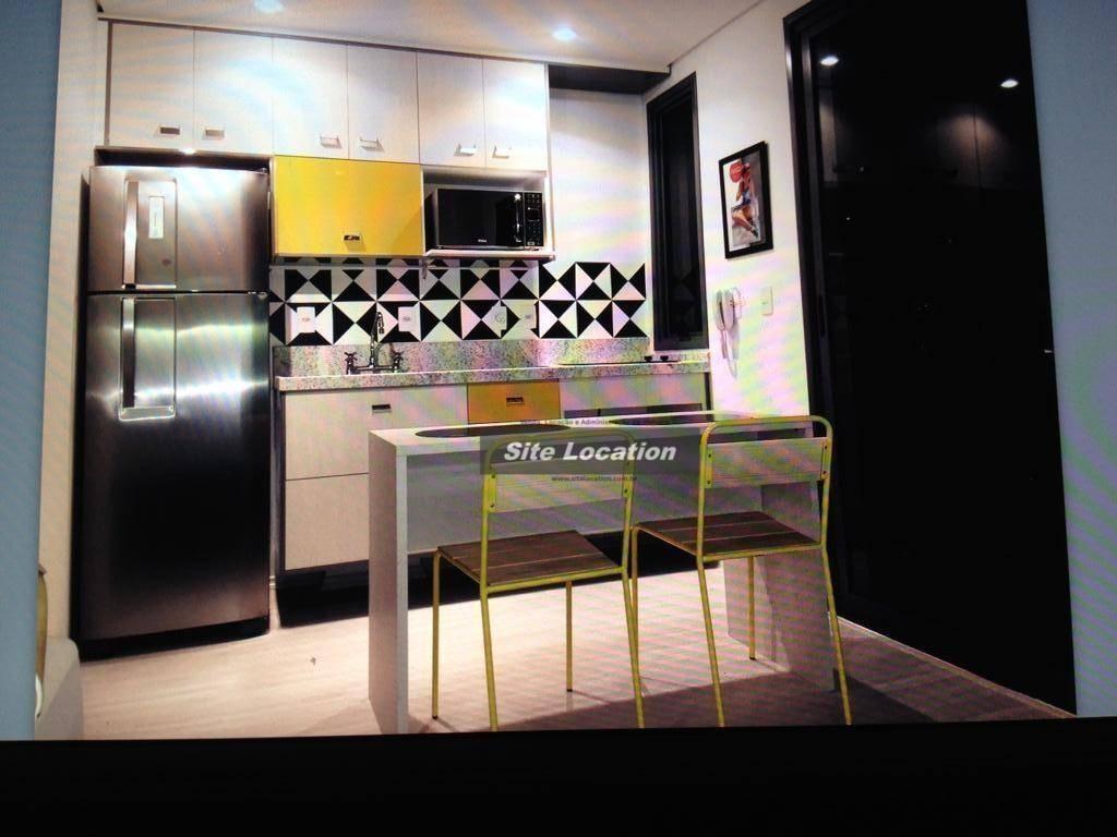 96767 studio 35 m² mobiliado - ap3568