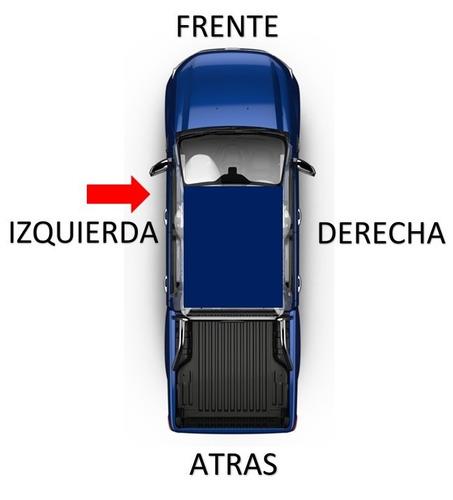 97-07 ford f150 manija exterior delantera izquierdo cromada