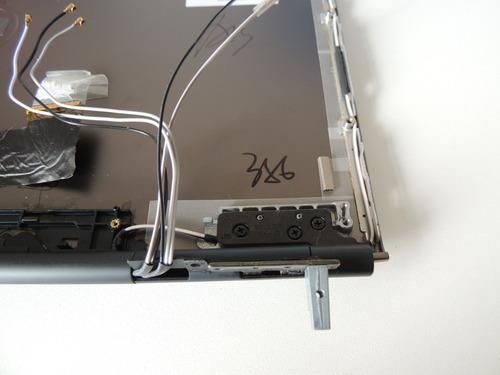 97 tampa tela c/ detalhe notebook dell precision m4600 usado