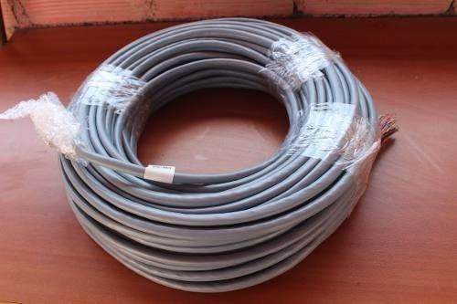 9.75 mts  de cable multipar de 16 pares 32 hilos