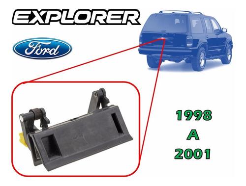 98-01 ford explorer manija exterior 5ta puerta o cajuela