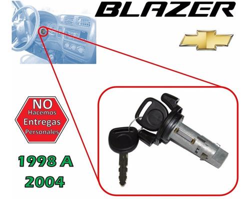 98-04 chevrolet blazer cilindro de encendido con llaves