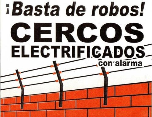 986594005  instalacion  de  cercos  electricos  con alarma